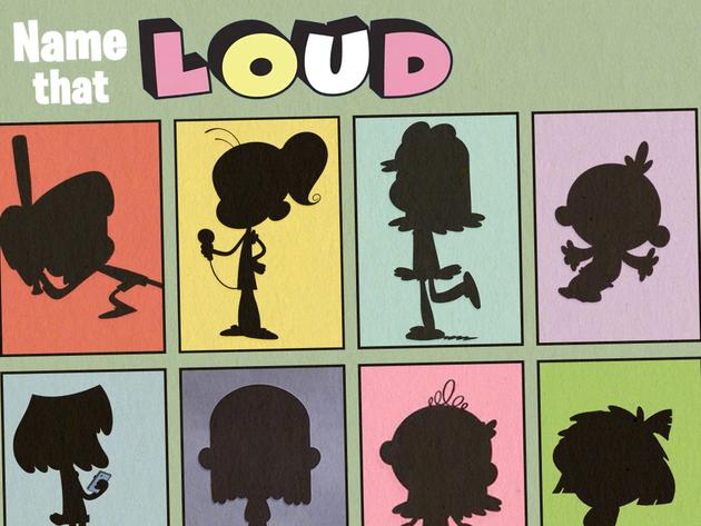 "The Loud House: ""The Name Game"""