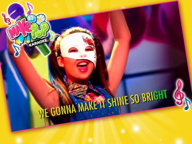 Караоке Light it up! (Мэйк ит Поп (12+))
