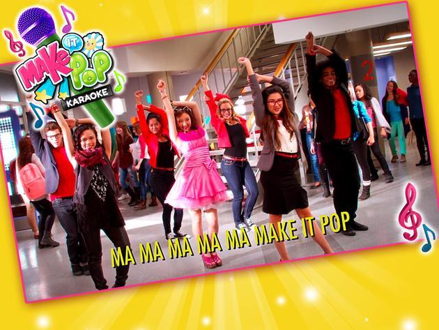 """Make It Pop: """"Make It Pop Karaoke!"""""""