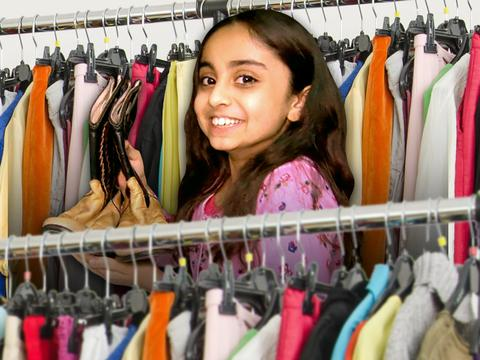 "Max & Shred: ""Wardrobe Tour with Saara"""