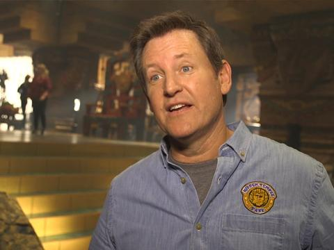 "Legends of the Hidden Temple: ""First Look"""