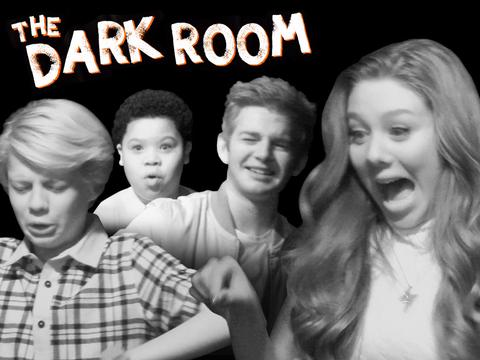 """The Dark Room: """"Can They See in The Dark?"""""""