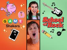 Acapella Theme Song Battle: Game Shakers and School of Rock