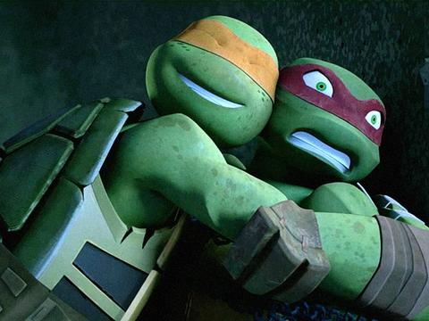 """Teenage Mutant Ninja Turtles: """"Love is All Around Us"""""""