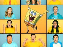 """SpongeBob SquarePants: """"SpongeBob A Cappella"""""""