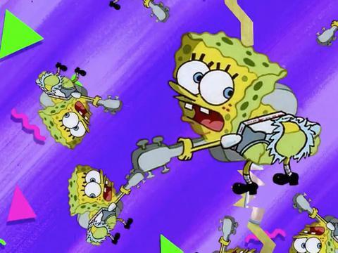 """SpongeBob Squarepants: """"When I Ripped My Pants Remix"""""""