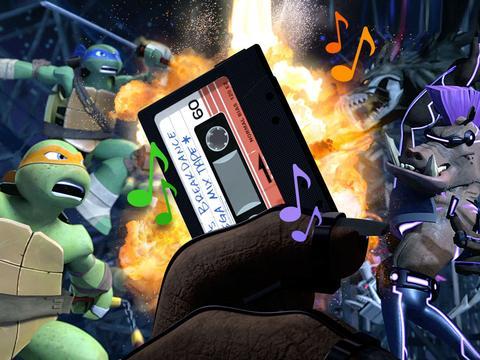 Turtles Mixtape