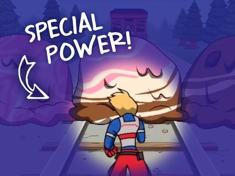 NickGamer: Danger & Thunder Train Rescue!