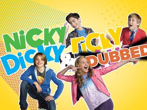 """Nicky, Ricky, Dicky & Dawn: """"Funny Lip Reading!"""""""