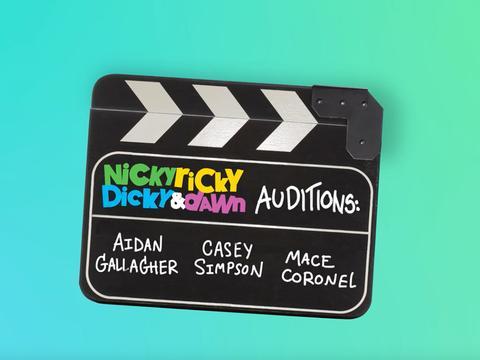 Nicky,Ricky, Dicky & Dawn Audition - Dawn