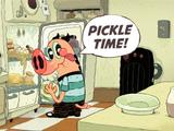 "Pig Goat Banana Cricket: ""Stuff Pig Says"""
