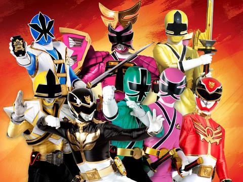 "Power Rangers: ""Power Rangers History"""