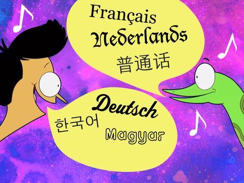 Sanjay & Craig em todas as línguas