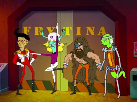 "Sanjay and Craig: ""Galaxy Geeks: Wingtanium"""