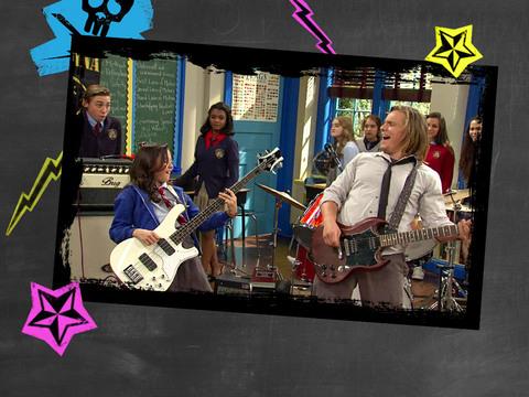 SCHOOL OF ROCK   S1   Episodio 12   Todos juntos