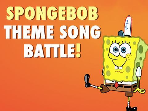 SpongeBob SquarePants: Nick Noises vs. Nick Talent