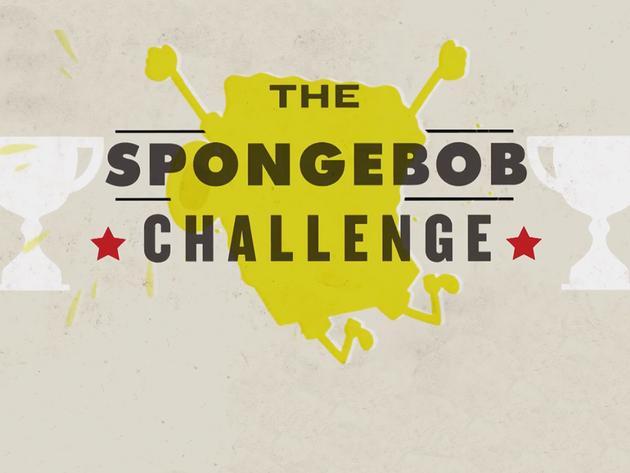"""SpongeBob SquarePants: """"Do You Know SpongeBob?"""""""