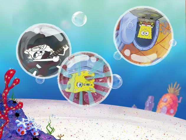 "SpongeBob SquarePants: ""Theme Song Twist"""