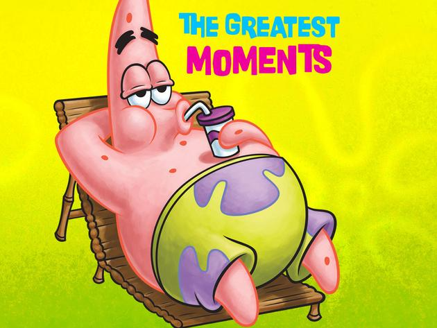 Patrick's Greatest Lazy Moments
