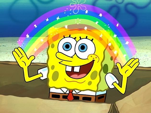 "SpongeBob SquarePants: ""Rainbow Meme"""