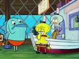 "SpongeBob SquarePants: ""The Imitation Game"""