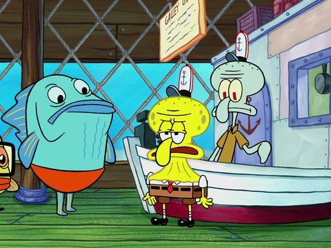 "SpongeBob SquarePants: ""The Imitation Game"""