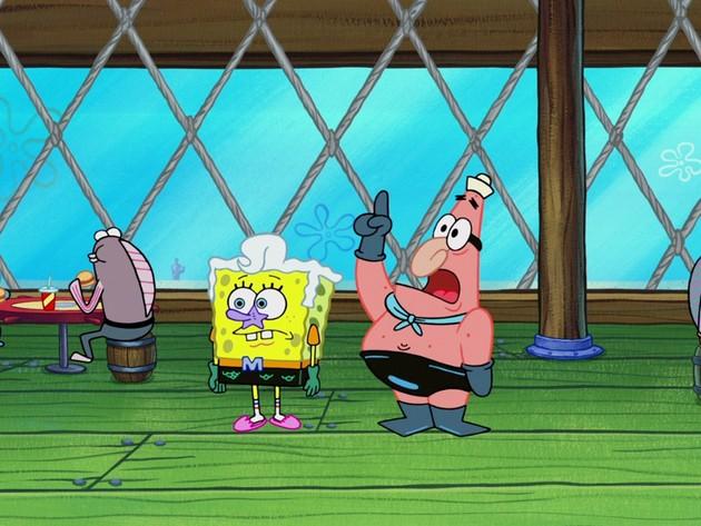 "SpongeBob SquarePants: ""Justice at the Krusty Krab"""