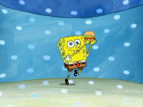 "SpongeBob SquarePants: ""Krabby Patty Song"""