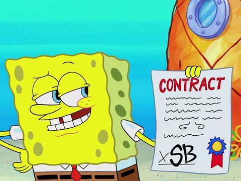 "SpongeBob SquarePants: ""Unbreakable"""