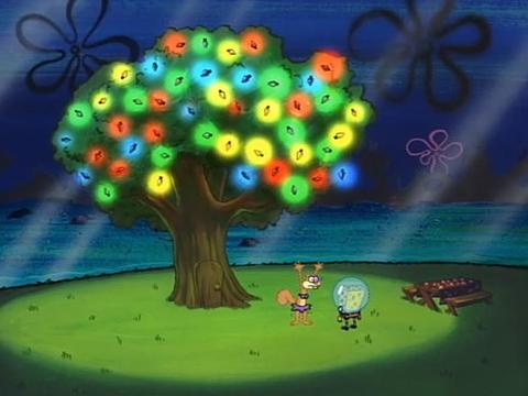 SpongeBob SquarePants: Christmas Tree