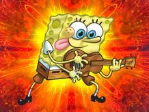 """SpongeBob Squarepants: """"Campfire Song Remix"""""""