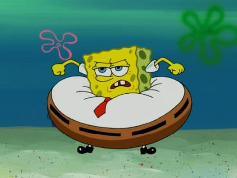 "SpongeBob SquarePants: ""Pants Emergency"""