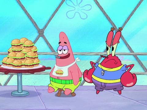 "SpongeBob SquarePants: ""Warming Up"""