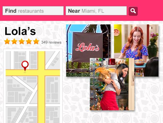 "Talia in the Kitchen: ""Review of Lola's"""