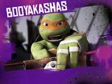 "Teenage Mutant Ninja Turtles: ""Mikey's Favorite Word"""