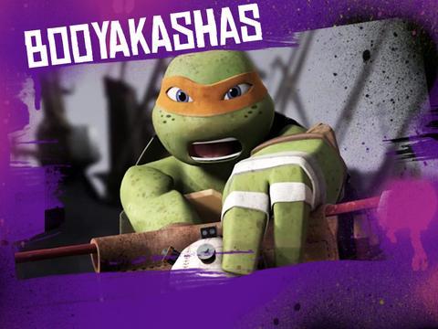 "Teenage Mutant Ninja Turtles: ""Mikey's Favorite Word"""