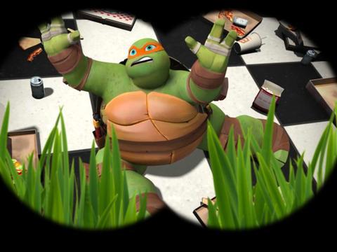 """Teenage Mutant Ninja Turtles: """"Planet Nick"""""""