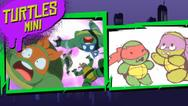 "Teenage Mutant Ninja Turtles: ""Turtles Take Time and Space"""