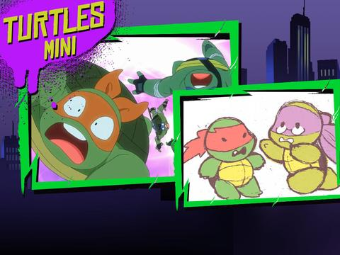 """Teenage Mutant Ninja Turtles: """"Turtles Take Time and Space"""""""