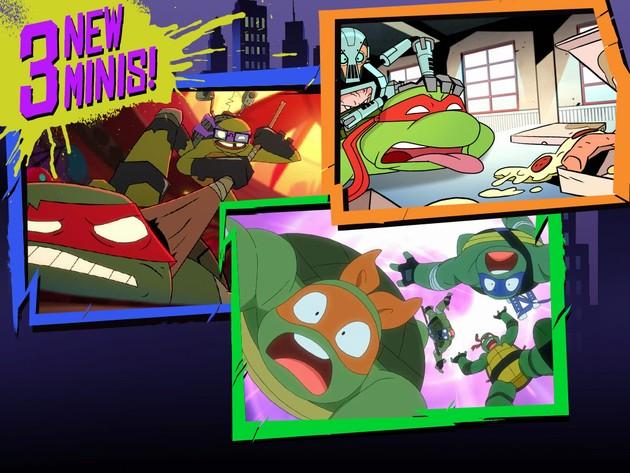 """Teenage Mutant Ninja Turtles: """"Comic Shorts"""""""