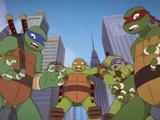Teenage Mutant Ninja Turtles: The Trans-Dimensional Remix