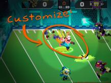 "NickGamer: ""Football Stars 2"""