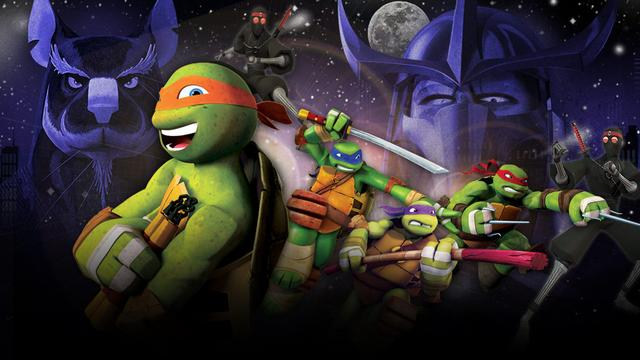 tmnt fangirl wars by - photo #23