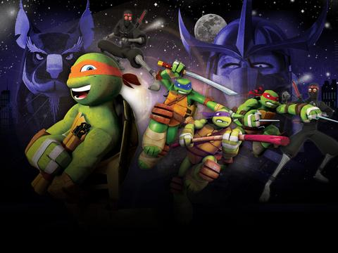 tmnt fangirl wars by - photo #19