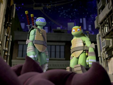 """Teenage Mutant Ninja Turtles: """"A New Enemy"""""""