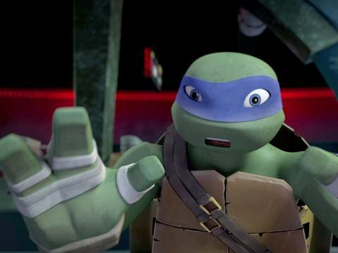 "Teenage Mutant Ninja Turtles: ""Hunt For The Kabuto"""