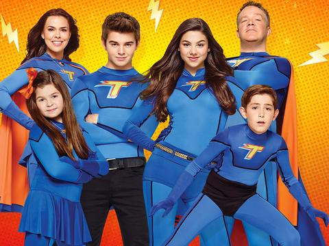 The Thundermans Episodes Watch The Thundermans Online