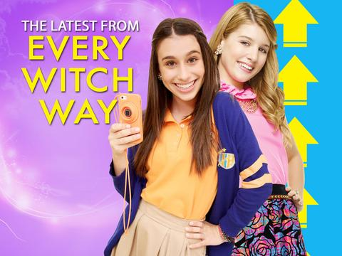 Every Witch Way: Makeup & Wardrobe!