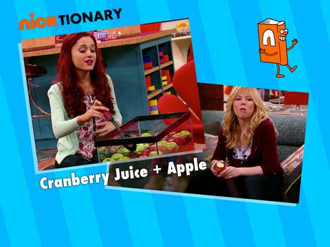 """Sam & Cat: Nicktionary: """"Cat's Word Of The Day"""""""
