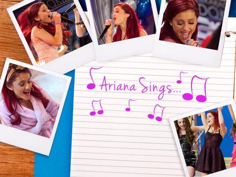 Sam & Cat: Ariana's Always Singing!
